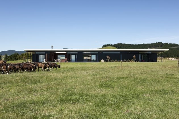 Big Sky Farm House – Malcolm Taylor and Associates