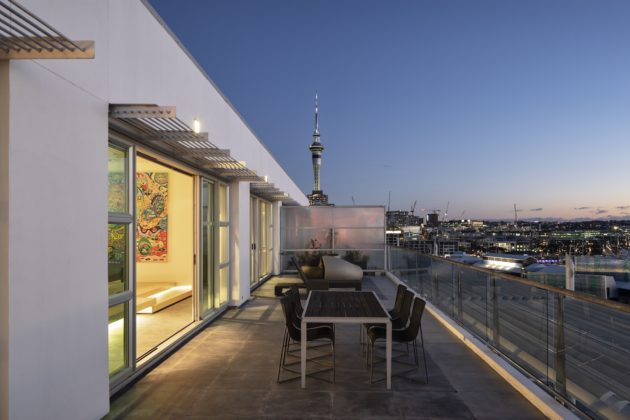 Princes Wharf Apartment – Malcolm Taylor and Associates