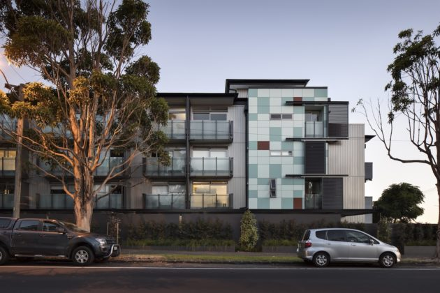 Pulse Apartments – Malcolm Taylor and Associates