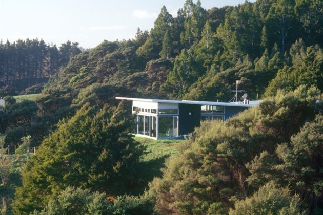 Rippon House – Malcolm Taylor and Associates